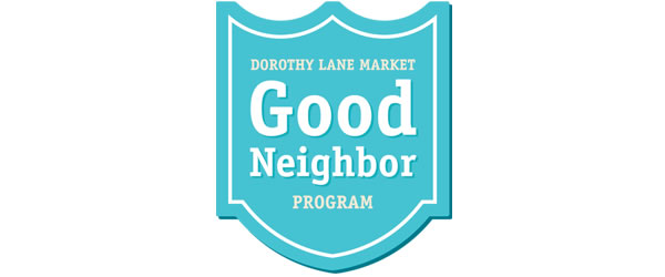 Dorothy Lane Market Good Neighbor Program logo