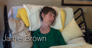 Jamie Brown vid